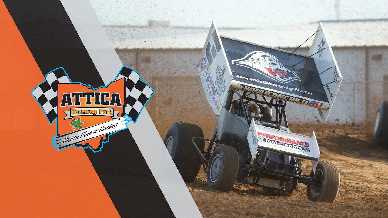 Attica Raceway Park