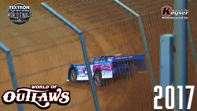 11.2.17   The Dirt Track at Charlotte