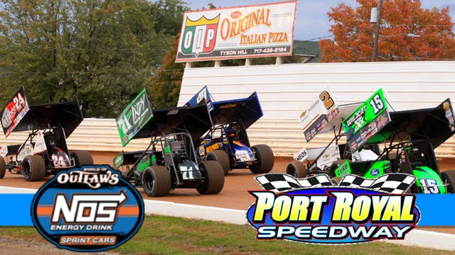 10.25.19 | Port Royal Speedway