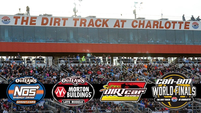 11.8.19   The Dirt Track at Charlotte