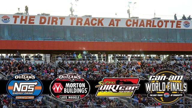 11.8.19 | The Dirt Track at Charlotte