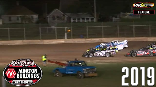 7.29.19 | Plymouth Dirt Track