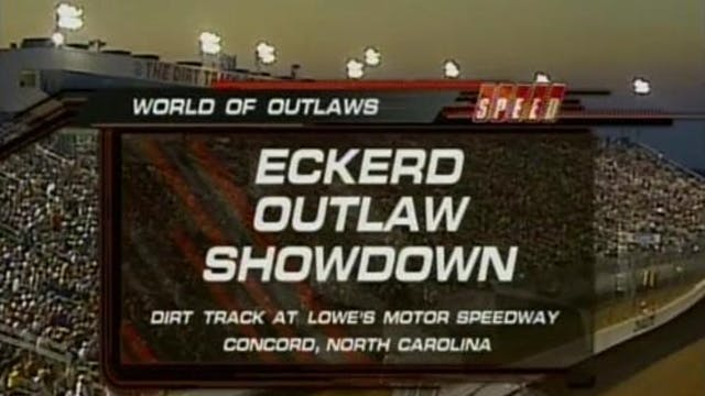 5.25.07 | The Dirt Track at Charlotte