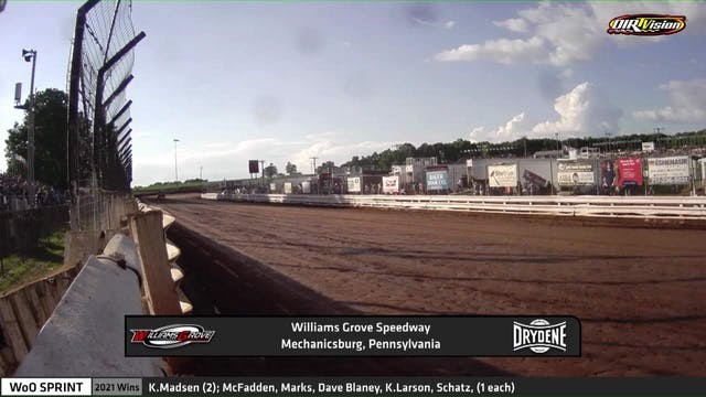 7.2.21 | Williams Grove Speedway