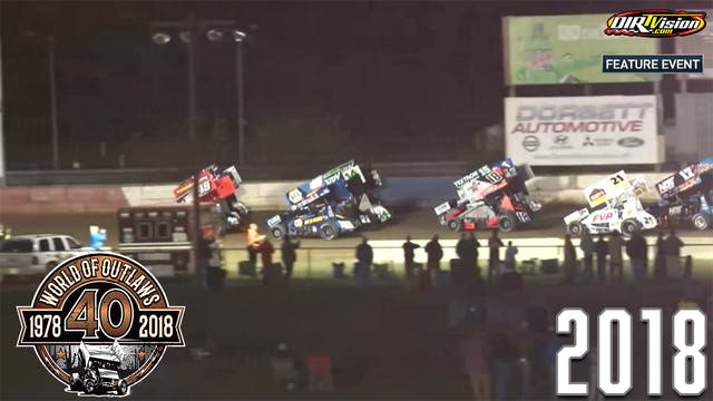 World of Outlaws Sprint Cars