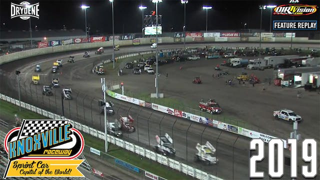 8.2.19 | Knoxville Raceway
