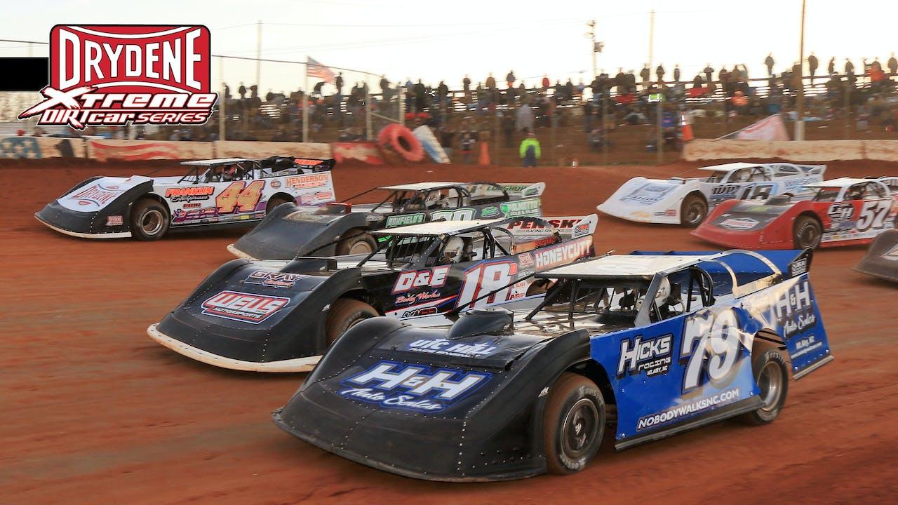 1.16.22   Cherokee Speedway