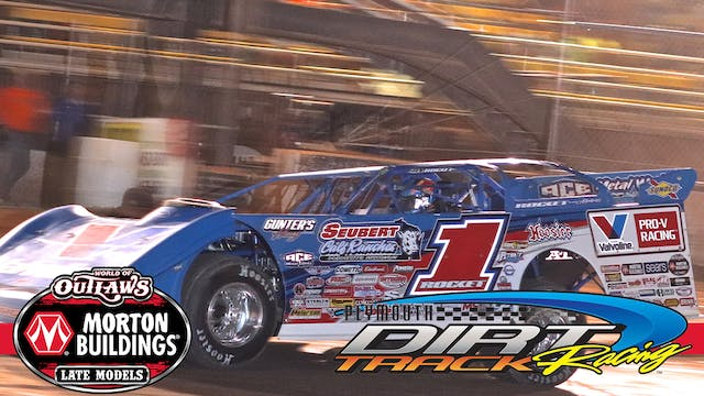 7.11.20 | Plymouth Dirt Track