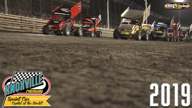 7.13.19 | Knoxville Raceway