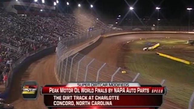 11.3.12 | The Dirt Track at Charlotte