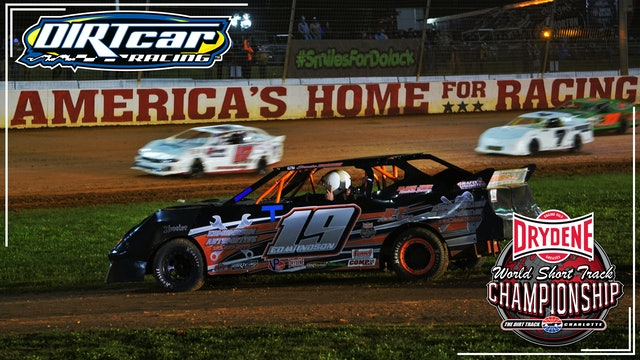 10.29.21   The Dirt Track at Charlotte