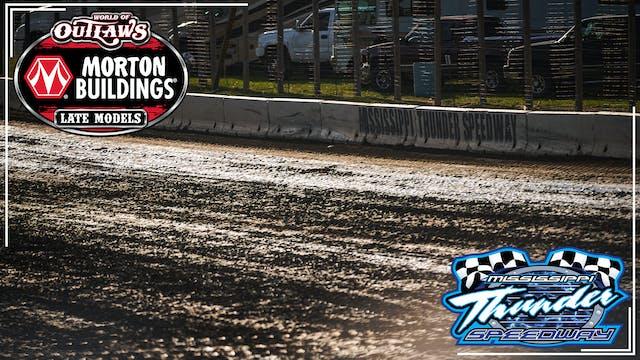 5.5.22   Mississippi Thunder Speedway