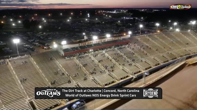11.7.20 | The Dirt Track at Charlotte