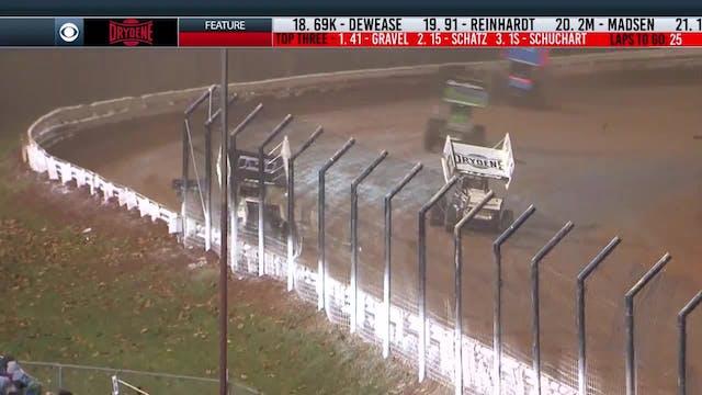 10.3.20 | Williams Grove Speedway (CBS)