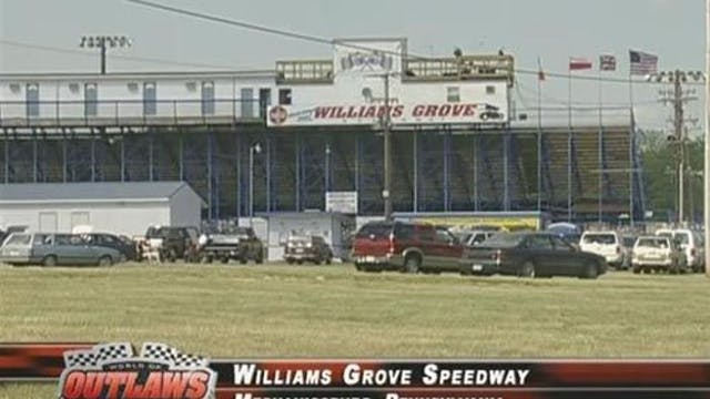 5.27.05 | Williams Grove Speedway