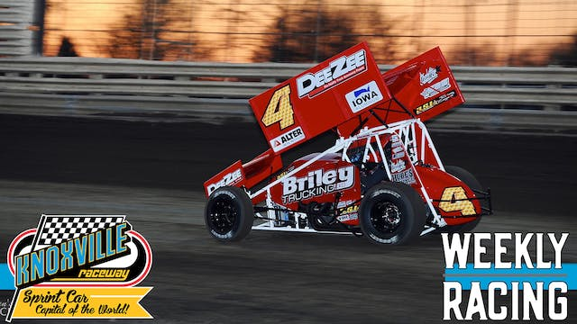 7.25.20 | Knoxville Raceway