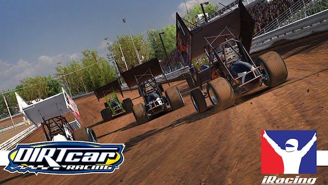DIRTcar eSports 305 Sprint Cars