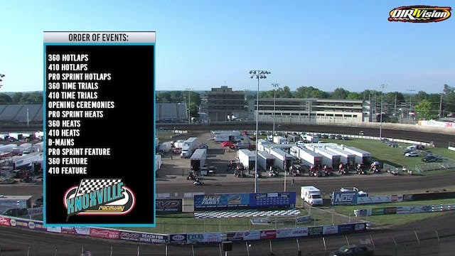 7.4.20 | Knoxville Raceway