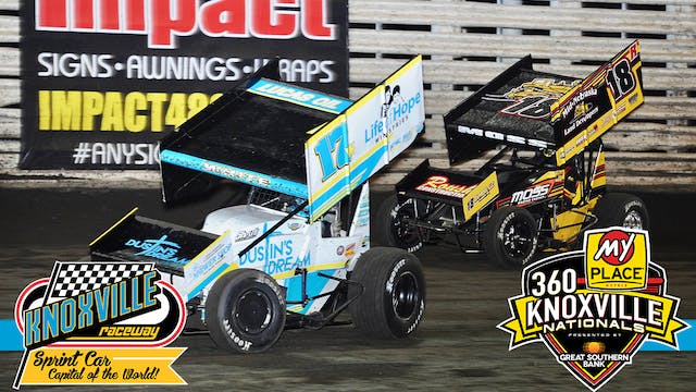 8.7.20 | Knoxville Raceway