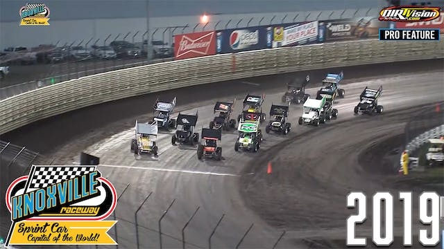 6.22.19 | Knoxville Raceway