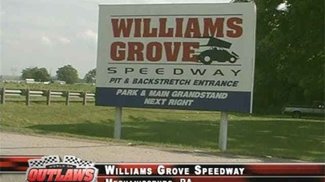 5.28.04 | Williams Grove Speedway