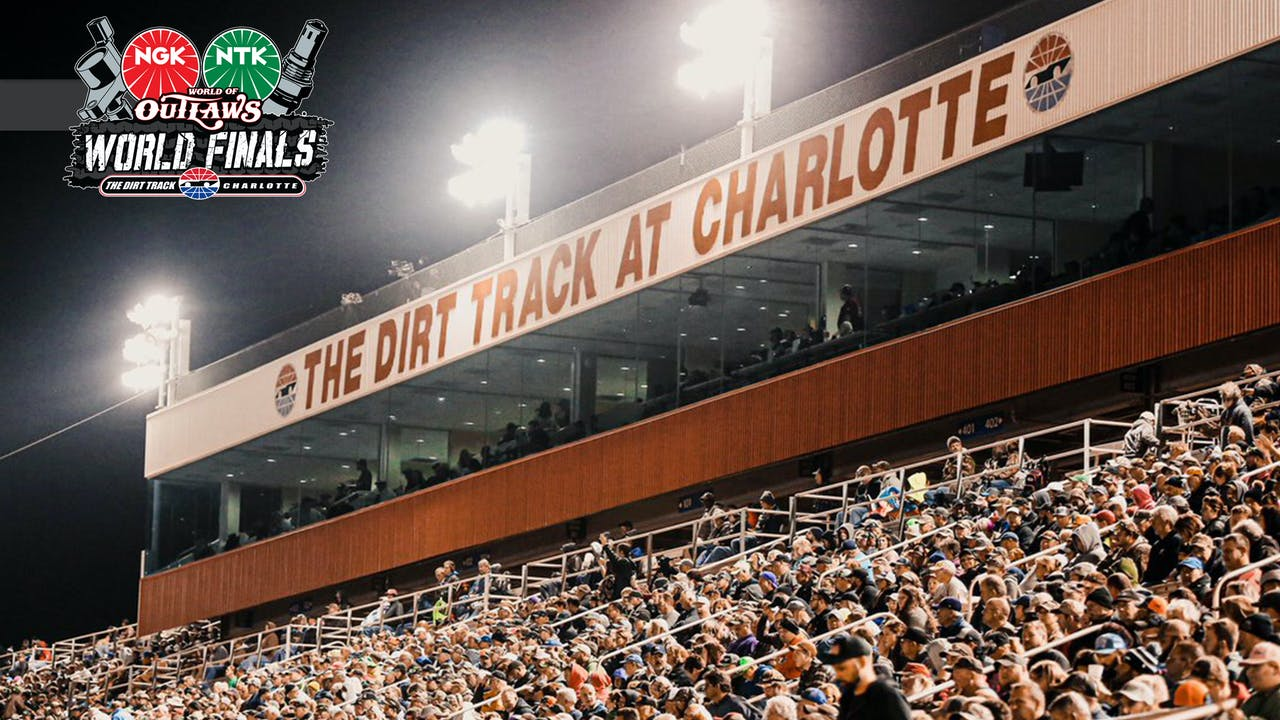 11.4.21   The Dirt Track at Charlotte