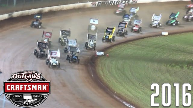 5.27.16   The Dirt Track at Charlotte