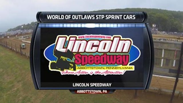 5.14.14   Lincoln Speedway (PA)
