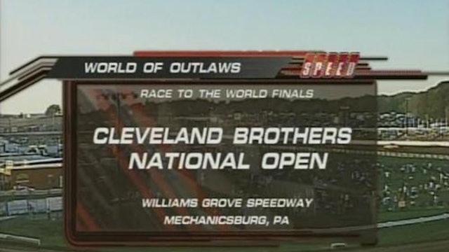 9.29.07 | Williams Grove Speedway