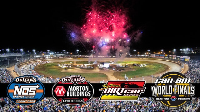 11.7.19   The Dirt Track at Charlotte