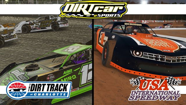 DIRTcar eSports Pro Late Models   The...
