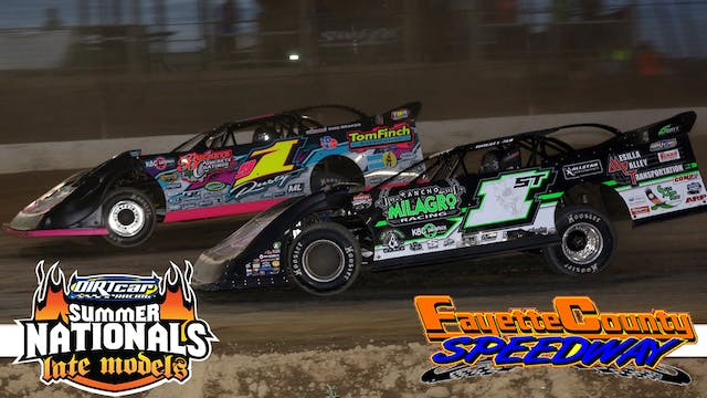 8.14.20   Fayette County Speedway
