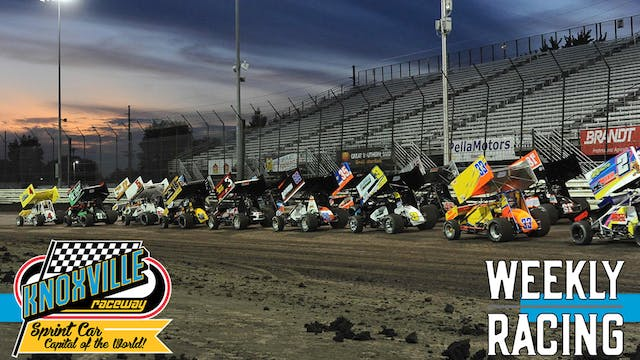 7.24.21 | Knoxville Raceway