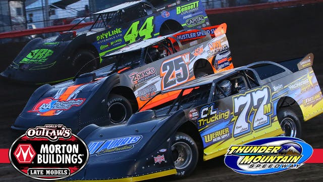 9.25.20 | Thunder Mountain Speedway (PA)
