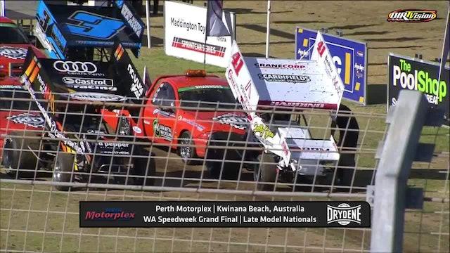 1.9.21   Perth Motorplex