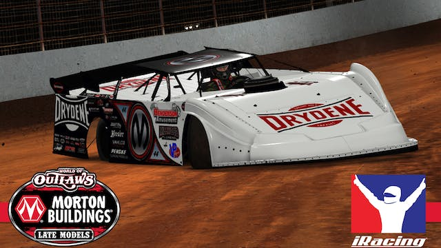 World of Outlaws iRacing Invitational