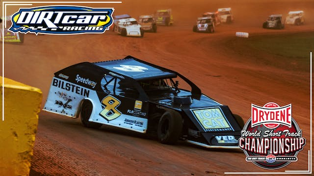 10.28.21   The Dirt Track at Charlotte