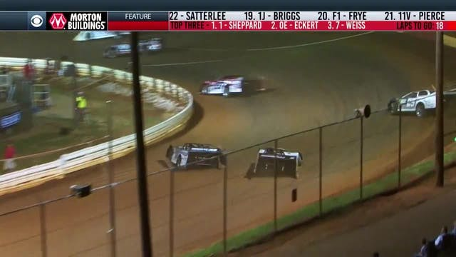 8.20.20 | Lincoln Speedway (PA) (CBS ...