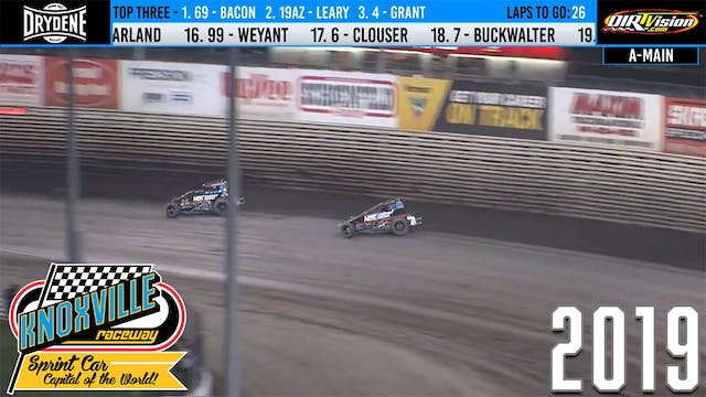 7.6.19 | Knoxville Raceway