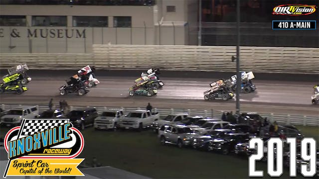 8.24.19 | Knoxville Raceway