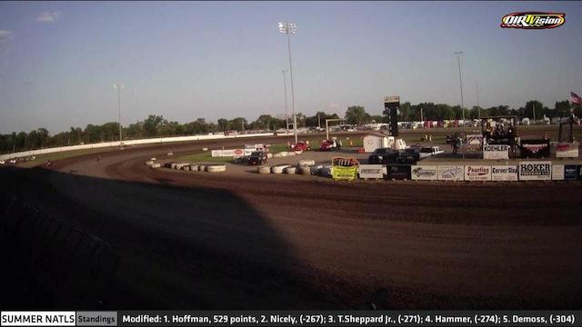 7.1.21   Davenport Speedway