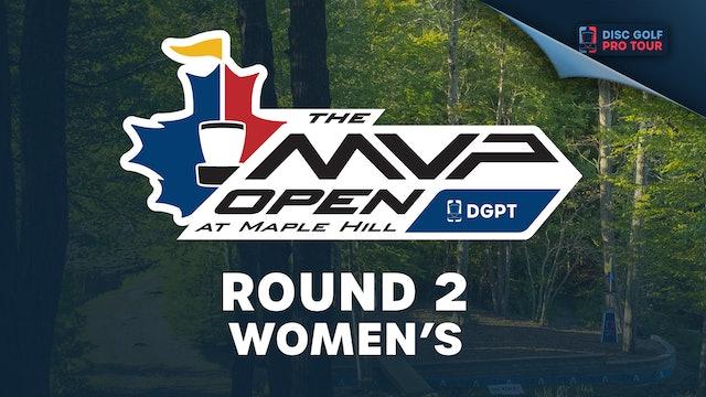 Final Round, Women's | MVP Open