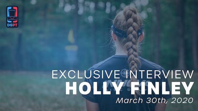 Holly Finley Exclusive Interview