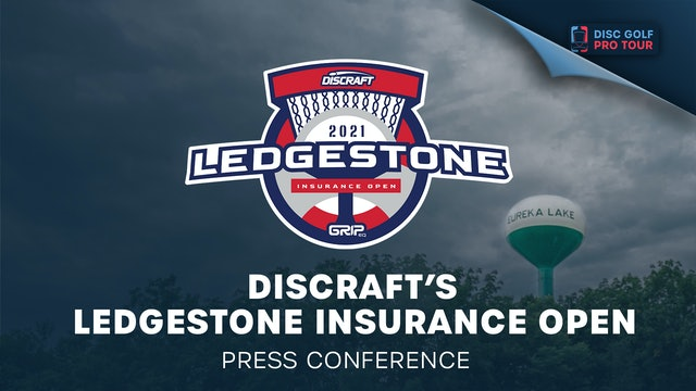 Ledgestone Insurance Open | Press Conference