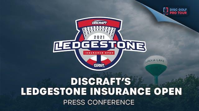 Ledgestone Insurance Open | Press Con...
