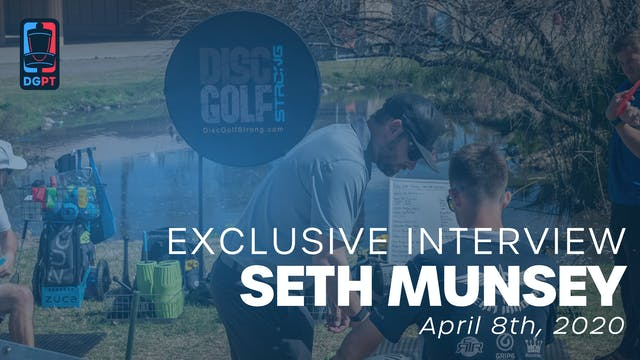 Seth Munsey  - Exclusive Interview