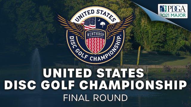 United States Disc Golf Championship | Final Round