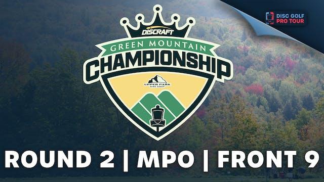 Round 2 | Men's Front | Green Mountai...