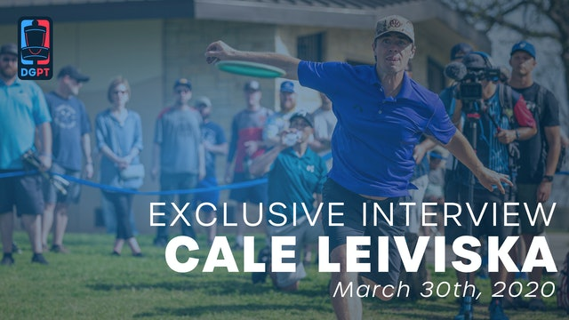Cale Leiviska Exclusive Interview