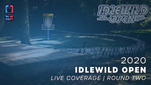 2020 Idlewild Open Live | Round Two  - Part 1